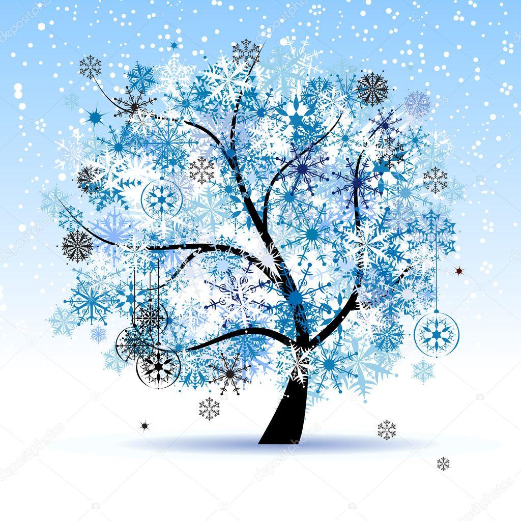 1024 x 1024 jpeg 568kB, Winter Christmas Desktop1600   New Calendar ...