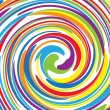 Royalty-Free Stock Vector Image: Abstract swirl background