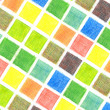 Color mix background, pencils — Stock Photo