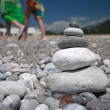 Stock Photo: Stones on the beach