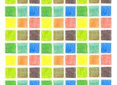 Kolor mix tło, ołówki — Zdjęcie stockowe
