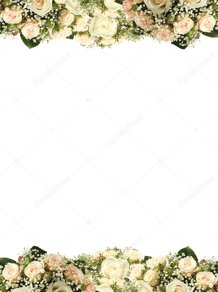 Wedding card with place for your text