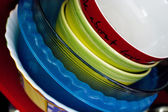 Some plates — Stock Photo
