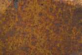 Corrosion on the metal surface — Stock Photo