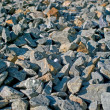 Grey gravel — Stock Photo