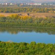River Belaya — Foto Stock