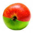 Royalty-Free Stock Photo: Creative apple