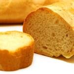 Fresh tasty bread — Stock Photo