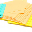 Foto Stock: Pile of pure paper