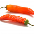 Stock Photo: Red peppers