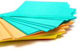 Pile of a pure paper — Stock Photo