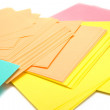 Pile of a pure paper — Stock Photo #1368609