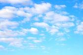 Summer sky — Stock Photo