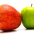 Red and green apples 2 — Stock Photo