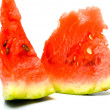 Ripe water-melon — Stock Photo
