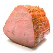 Piece of a ham 2 — Stock Photo