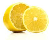 Ripe juicy lemons — Stock Photo