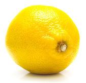 Ripe juicy lemon — Stock Photo