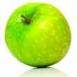 Green apple — Stock Photo #1428847