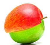Yaratıcı apple 2 — Stok fotoğraf