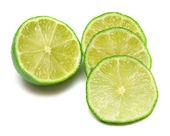 Verde limão — Fotografia Stock