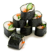Japanese sushi nori — Stock Photo