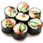 Sushi rolls — Stock Photo #1576723