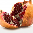 Royalty-Free Stock Photo: Pomegranate on white