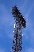 High mast of stadium — Stock Photo