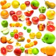 Fruits on white 2 — Stock Photo #1584788