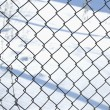 Metal lattice — Stock Photo #1599809