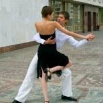 Latino dance — Stock Photo #1610969