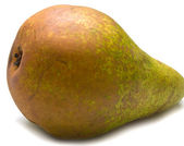 Juicy green pear — Stock Photo