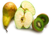 Green fruit — Stock Photo