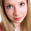 Portrait of the young girl — Stock Photo #1633377