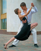 Danse latino — Photo