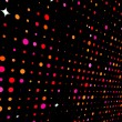 disco lights — Stock Photo
