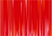 Red striped background — Stock Photo