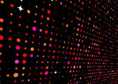 Disco lights — Fotografia Stock