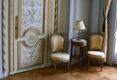 Antique seats — Stock Photo
