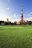 Tokyo Tower — Stock Photo
