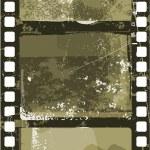 Grunge Film — Stock Photo