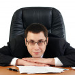 Young businesman - Stock Photo