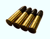 Bullets. — Stock Photo