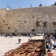 Wailing wall — Stock Photo #2633035