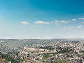 View of Jerusalem — Stock Photo