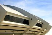 Montreal Olympic Stadium — Stock Photo