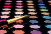 Make-Up Pallette — Stock Photo