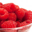 Stock Photo: Raspberry Close Up
