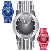 Watches. — Stock Vector